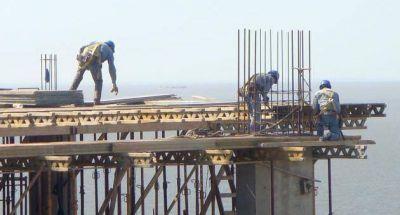 La Construcción volvió a destruir empleos