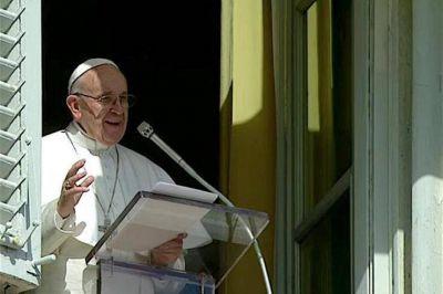 Texto completo del papa Francisco en el ángelus de 26 de febrero de 2017