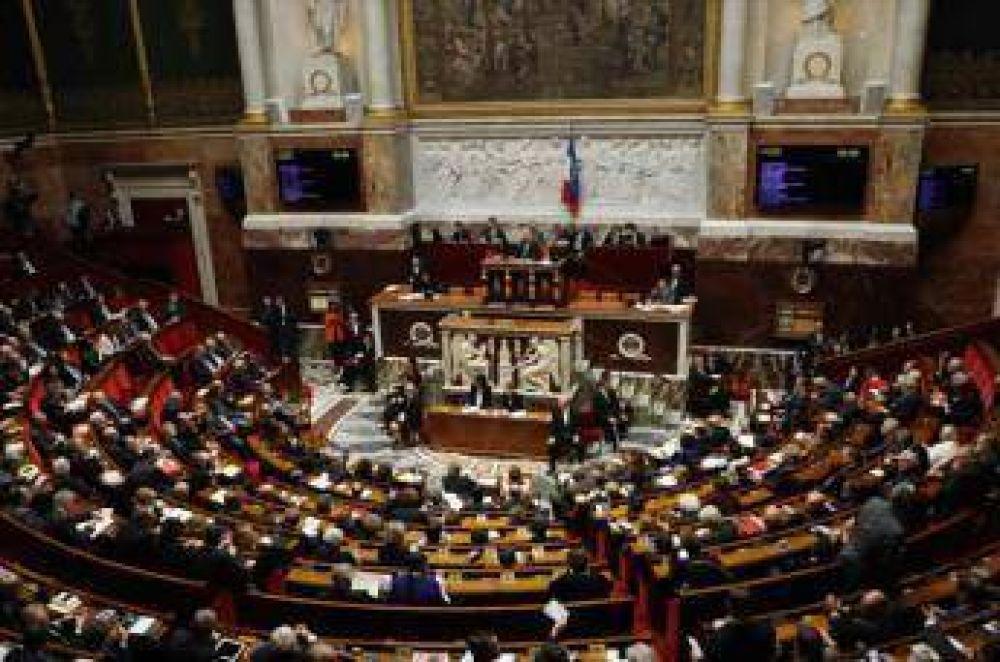 154 parlamentarios franceses reclaman reconocimiento del Estado de Palestina