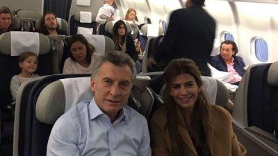 Una por una, las 16 rutas que le autorizarían a la aerolínea que negoció con los Macri