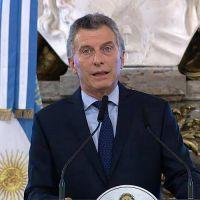"""Mauricio Macri defendió su gestión: """"Son cuatro o cinco errores en miles de decisiones"""""""