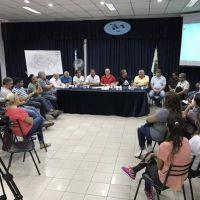 Aseguran que un taponamiento causó la inundación en La Ribera