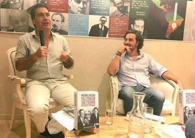 Capitanich y Cafiero en San Isidro, por la unidad del peronismo