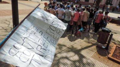 Pese al acuerdo, siguen las protestas de los yerbateros por precios y salarios