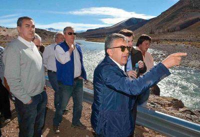 Portezuelo del Viento: inician estudios de campo y una ruta nueva quedará bajo agua
