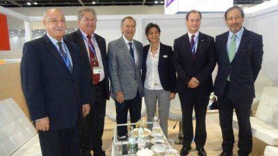 Santa Fe participa de una misión institucional y comercial de la Región Centro a los Emiratos Árabes Unidos