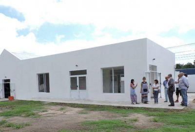 Finalizó la obra de ampliación del Jardín 917, con el Fondo Educativo