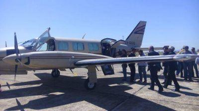 Mañana comienza a funcionar el nuevo servicio aéreo entre Tandil y Buenos Aires