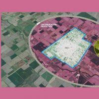 Planean para Rojas una zona industrial de 600 hectáreas