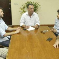 Capitanich respaldó el trabajo de la fundación Fútbol por los Chicos