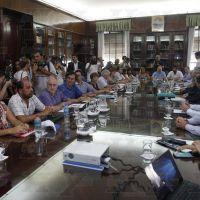 Gobierno bonaerense y gremios docentes, en un encuentro clave