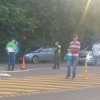 Yerbatazo: la protesta de productores se mantiene con el corte de ruta en San Pedro