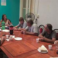 Se realizó una reunión con empresarios del Parque Industrial