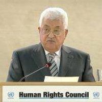 Abbas pidió protección internacional para los palestinos