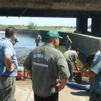 Infante monitoreó trabajos de reestablecimiento de servicios y de asistencia