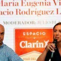 """Vidal anunció que convocará """"voluntarios"""" si el paro docente se concreta"""