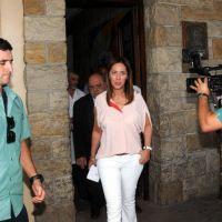 Vidal validó la iniciativa de los voluntarios y pidió un aplauso para su impulsor marplatense