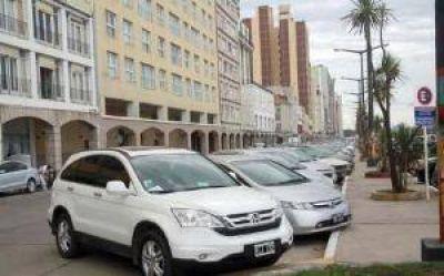 La recaudación del estacionamiento medido alcanzó los $3.000.000 durante enero y febrero