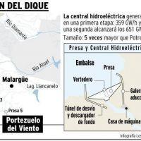 Portezuelo: la Universidad de Cuyo dice que la autoridad de la represa es COIRCO