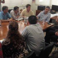 La provincia presentó el esquema de contingencia para el corredor de la Ruta Nacional N°33