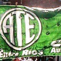 ATE convocó a reunión de delegados de Paraná para el jueves