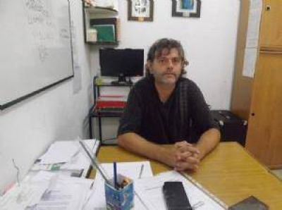 Dura respuesta del secretario general de SUTEBA Chivilcoy a Sebastián García De Luca