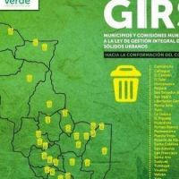 Buscan conformar el Consejo Provincial GIRSU