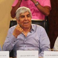 A días de la movilización, reaparecen Caló, Moyano y Barrionuevo