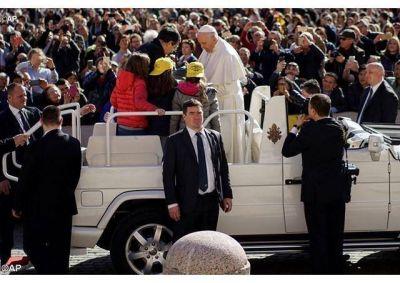 Papa: la Cuaresma invita a reconciliarnos con Dios y servir a Cristo en los más necesitados