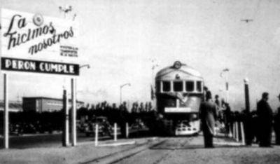 La Fraternidad y Unión Ferroviaria celebran el día del ferroviario