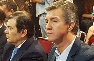 Zamora participó del encuentro entre la conducción nacional de la CGT y senadores nacionales