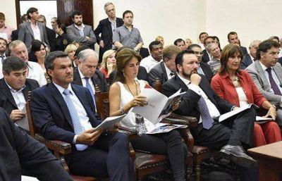 El ministro Rodríguez destacó que será un año importante en obra pública para Capital