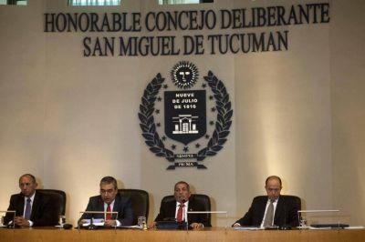 Alfaro criticó las políticas del alperovichismo e insistió con el reclamo de fondos a la Provincia