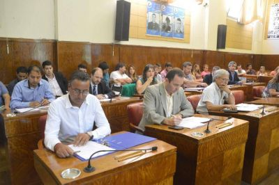 El Concejo convocó a sesión extraordinaria por el presupuesto