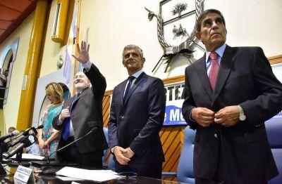 Fondos de Nación: Verna denunciará penalmente a un grupo de intendentes