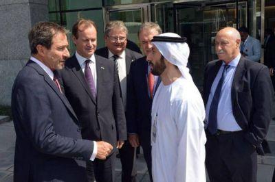 Emiratos interesados en productos de la Región Centro