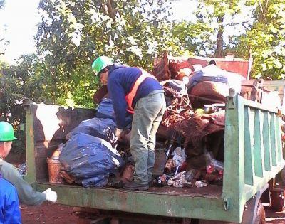 Reconocen deficiencias en el servicio de recolección de basura - Vía MisionesCuatro.com