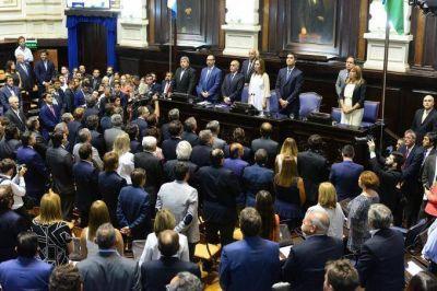 """Vidal quiere un """"diálogo social"""" sobre la inseguridad y la oposición pide que no sea """"para la foto"""""""