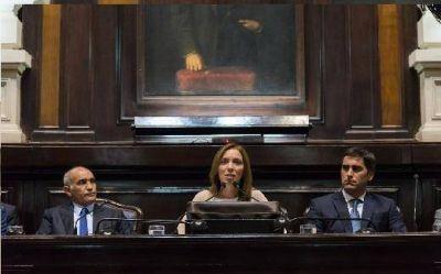 Legistatura bonaerense: repercusiones del discurso de Vidal
