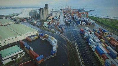 ITF realiza protestas contra el Gobierno de Madagascar para que incorporen a portuarios
