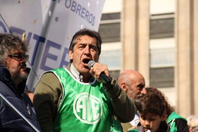 """""""El relato de Macri que estamos mal pero vamos bien tendrá como respuesta un paro de 48hs"""""""