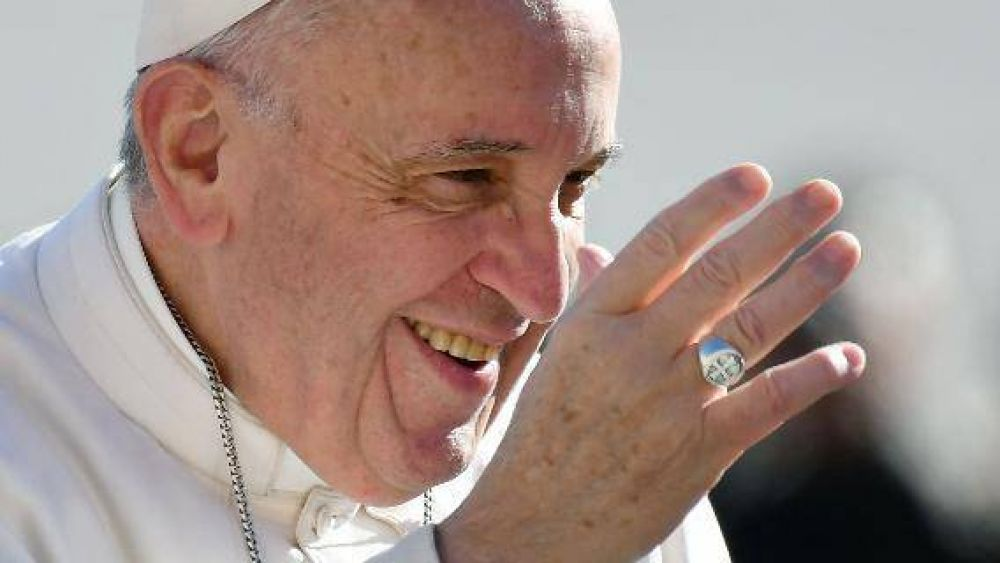 """El Papa: """"No vamos al paraíso en un carruaje"""""""