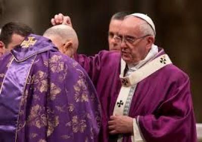 VIDEO y TEXTO: Homilía del Papa Francisco en la Santa Misa de Miércoles de Ceniza