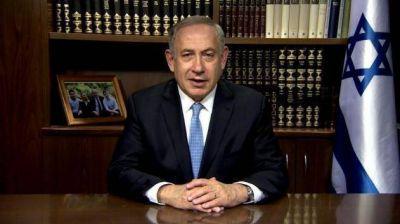 Netanyahu pide a la comunidad internacional que condene el antisemitismo