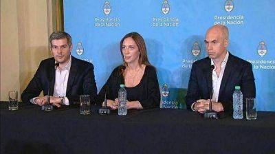 10 frases de Peña, Vidal y Rodríguez Larreta sobre el conflicto docente, la marcha de la CGT y Cristina Kirchner