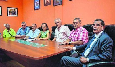 Convenio de cooperación por trabajadores rurales