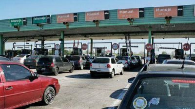 La Justicia ordenó suspender el aumento de peajes en la provincia de Buenos Aires
