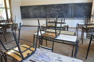 El Frente Gremial Docente rechazó la suba del 22% y, hasta ahora, no arrancan las clases en Tucumán
