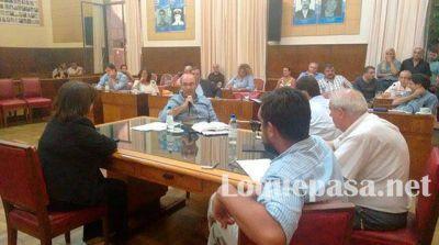 """Vicente debió explicar a los concejales la """"llamativa"""" salida del Jefe de Compras"""