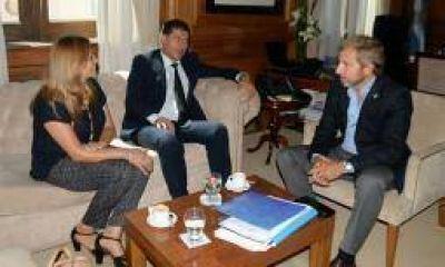 Nación prometió cumplir con el envío de $2.500 millones a La Rioja